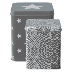 GreenGate - Set Tin boxes Alli