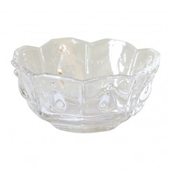 GreenGate - Glass bowl