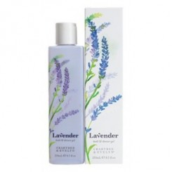 Crabtree & Evelyn - LAVENDER Bath & Shower Gel, 250ml