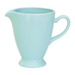 GreenGate Kande - Ceramic Pitcher - Thea Mint