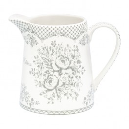 GreenGate Kande - Jug - Stephanie Warm Grey