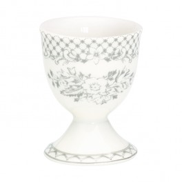 GreenGate Æggebæger - Egg Cup - Stephanie Warm Grey